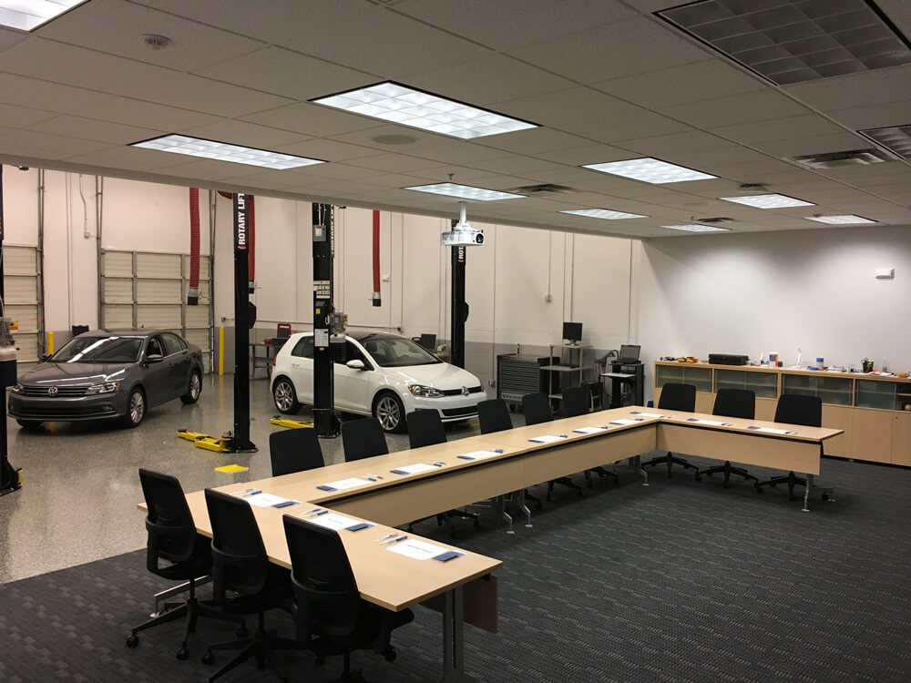 The Volkswagen Learning Center, Atlanta, GA